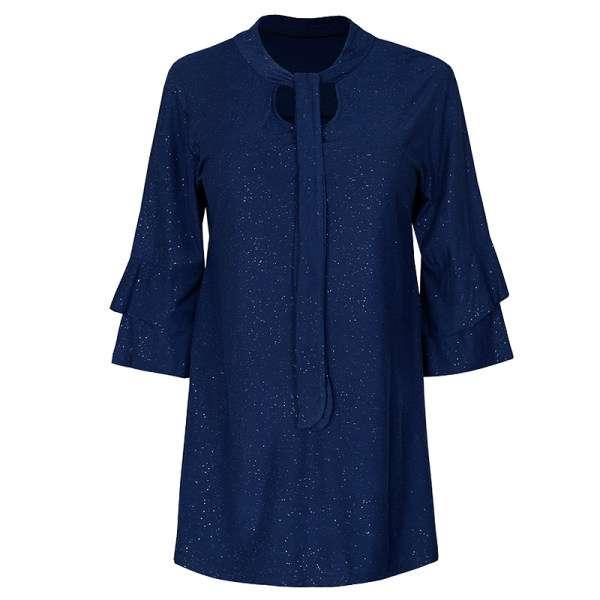 30 مدل بهترین لباس مجلسی زنانه آستین بلند با کیفیت و قیمت عالی + خرید