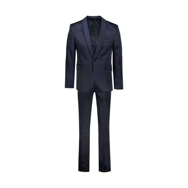قیمت 30 مدل کت شلوار مشکی مردانه که آقایان با آن جذاب ترند + خرید