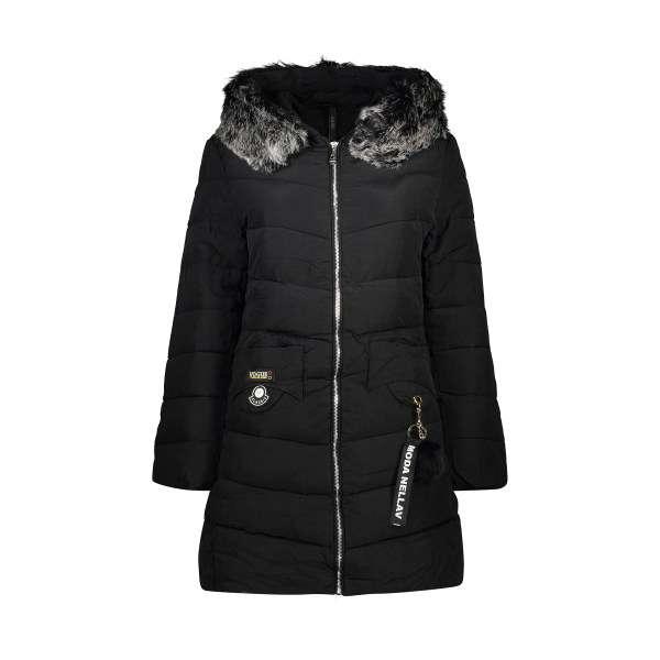 لیست قیمت 30 مدل کاپشن بلند زنانه + خرید