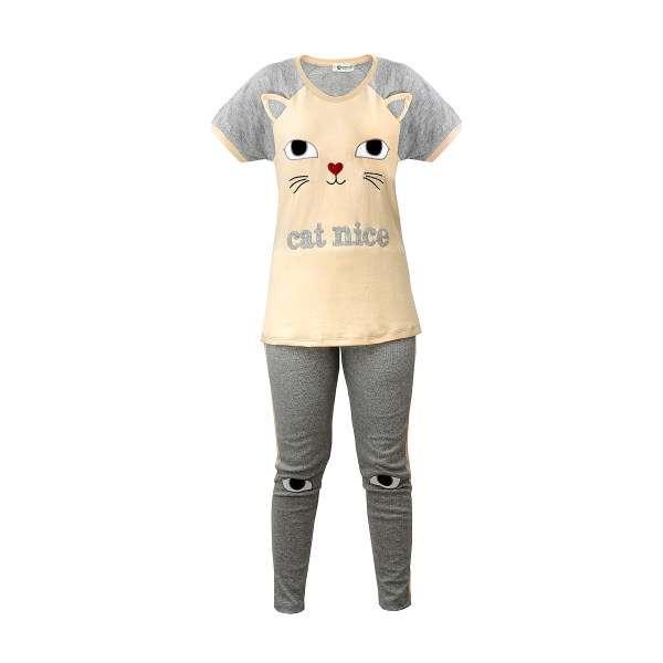 خرید 30 مدل تی شرت و شلوار زنانه شیک در بازار