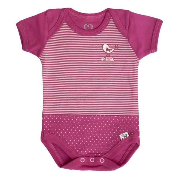 30 مدل بادی آستین کوتاه نوزادی با جنس عالی و طرح های زیبا + خرید آنلاین