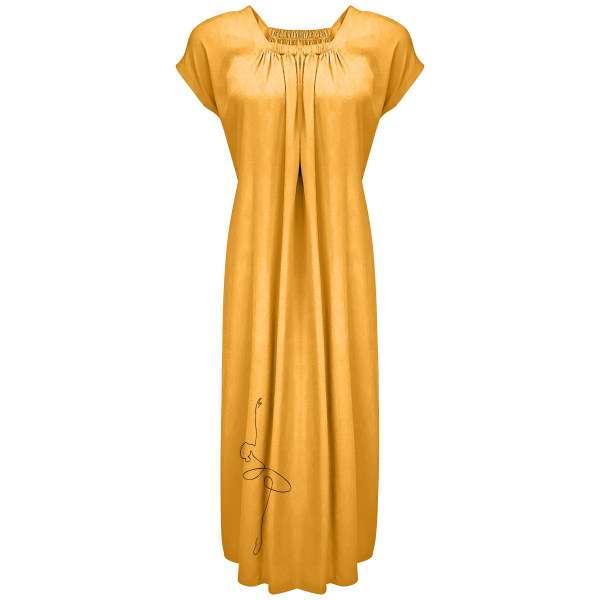کفش های چه رنگی را می توان با لباس زرد پوشید؟